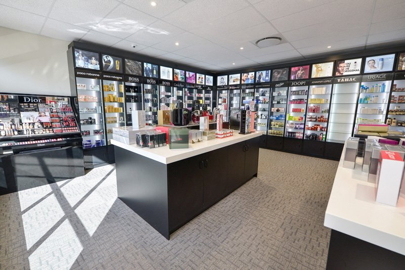 African Sales Company Perfumery