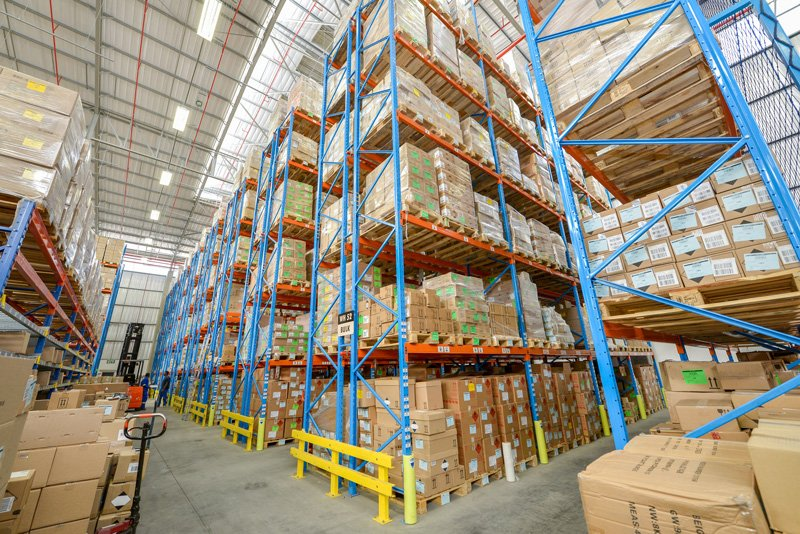 African Sales Company Warehousing